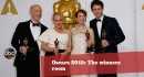 Daftar Pemenang Oscar 2015