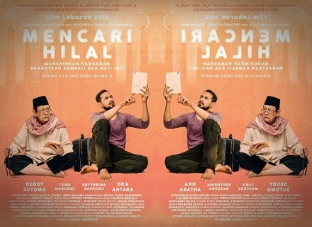 Sinopsis-Film-Mencari-Hilal-2015-Oka-Antara